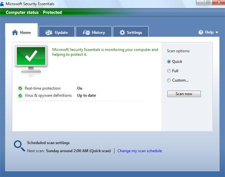 Top Free Antivirus For Windows 7 Futuretechwiz